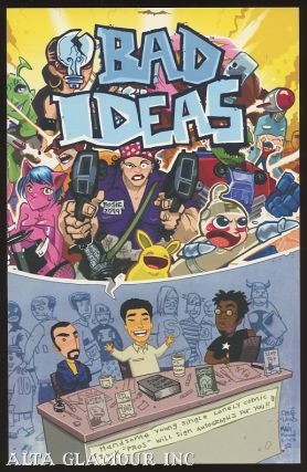 BAD IDEAS. Wayne Chinsang, Jim Mahfood, Dave Crosland