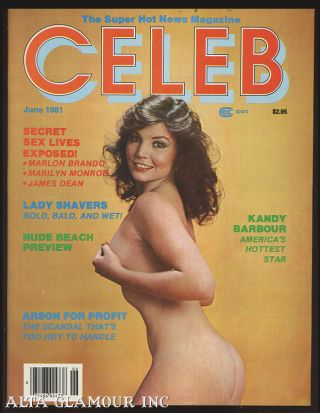 CELEB; The Super Hot News Magazine