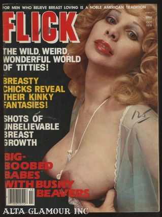 FLICK; For Men Who Believe Breast Loving is a Noble American Tradition